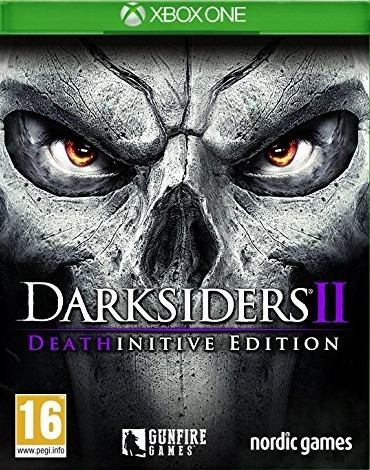 Darksiders II: Deathfinitive Edition (Xbox One)